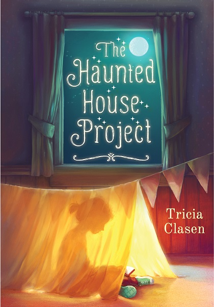 The Haunted House Project Cover - Clasen